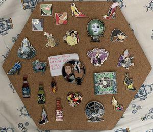 Disney pins for Sale in Etiwanda, CA