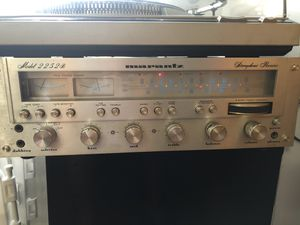 Marantz stereophonic receiver2252B for Sale in New York, NY