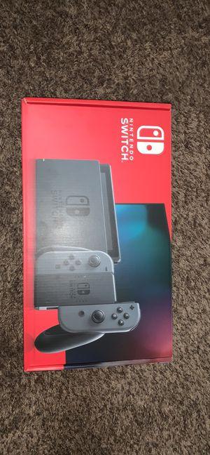 Nintendo switch 32gb Grey for Sale in Elk Grove, CA