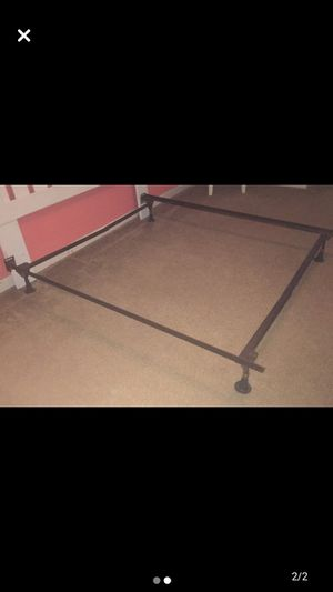 Full size bed frame for Sale in Elgin, SC