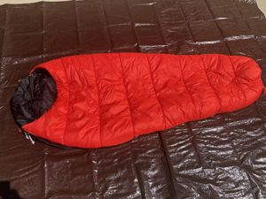 REI brand Kinder cone sleeping bag for Sale in Fontana, CA
