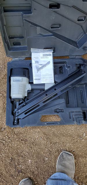 Porter Cable Angled Nail Gun model FC350b for Sale in Grapevine, TX