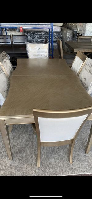 Kitchen/Dining table with China chest for Sale in Nashville, TN