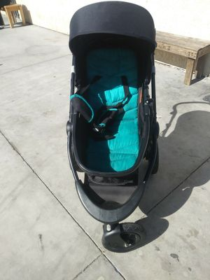 Baby Trend Debut 3 Wheel Stroller, Cascade for Sale in North Las Vegas, NV