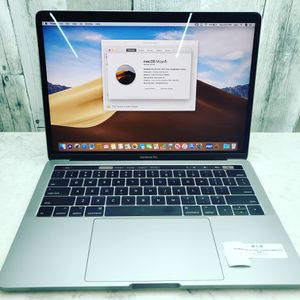Macbook Pro 2017 w/touchbar $1299 (will take payments-->) for Sale in Madison, AL