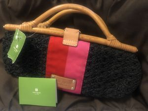 Kate Spade clutch New Retails for $375.00 selling for $125.00 for Sale in Houston, TX