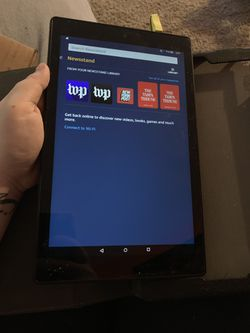 Amazon Fire 10 Tablet 7th Gen for Sale in Tampa,  FL