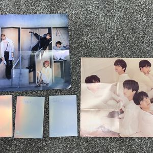 BTS Love Yourself Albums (4 total) for Sale in Clinton Township, MI