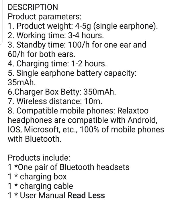 Auriculares. Para android iphone compatibles via bluetooh
