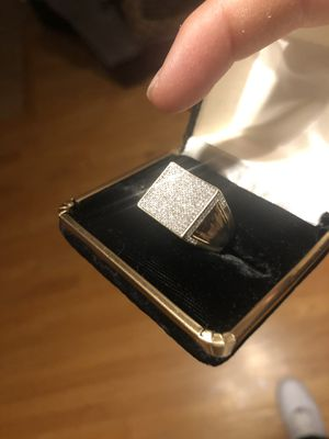 10kt diamonds ring 1.83 ct of diamond weighs almost 6grams. *REAL GOLD & DIAMONDS* for Sale in Hayward, CA