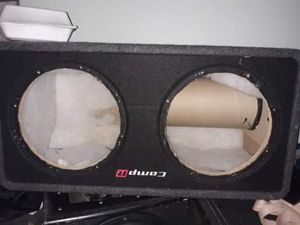 Kicker comp R 12s for Sale in Fort Worth, TX