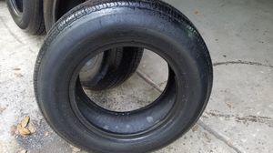 Trailer tires Tow master for Sale in Geneva, FL