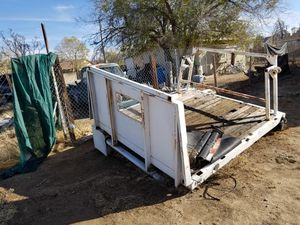 3 different flatbed, 10', 12',& 12 feet utility bed $1500 ea,661*492**5529 Ls swap,gmc chevy, vortec,f350 f450 chevy hd isuzu npr for Sale in Los Angeles, CA
