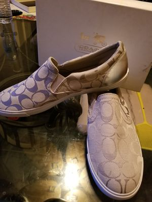 New Coach women's shoes size 9 1/2 for Sale in South Gate, CA