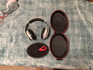 Preowned Authentic Beats Studio Headphones for Sale in Bakersfield, CA
