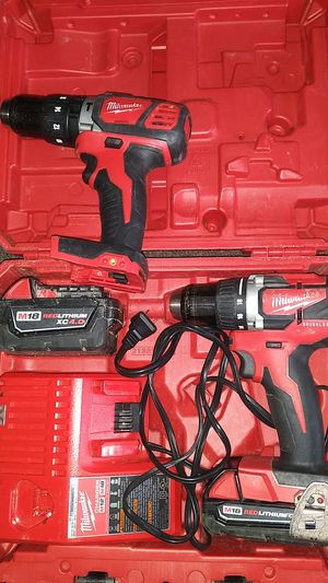 2 drill combo for Sale in Portland, OR