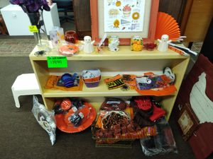 Happy Halloween decoration costumes come check us out for Sale in Tampa, FL