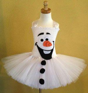 Olaf tutu dress for Sale in Columbus, OH