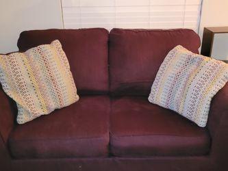 Dark Purple Sofa Set for Sale in Austin,  TX