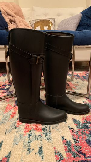 Burberry rainboots for Sale in Chicago, IL