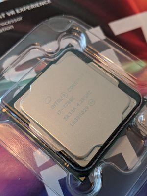 Intel 7700K de-lidded for Sale in Whittier, CA