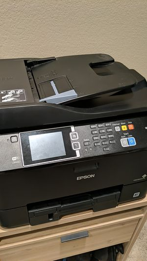 Epsom WF-4630 laser printer scanner and fax machine for Sale in Fort Worth, TX