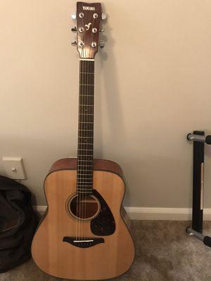 Yamaha Guitar FG700S for Sale in Atlanta, GA