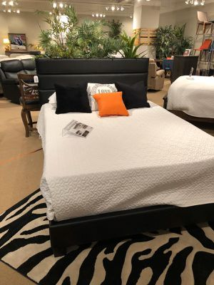 Brand new FULL size Upholstered Bed Frame New for Sale in San Diego, CA