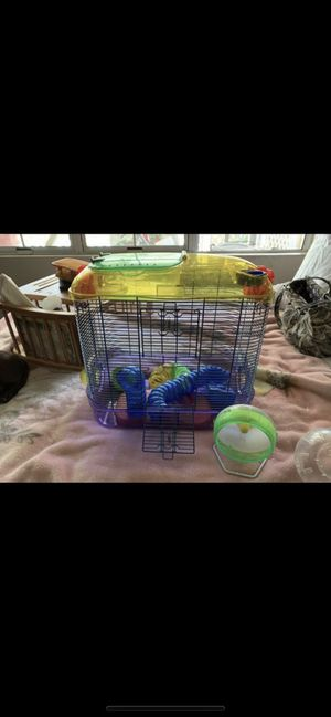 Hamster cage for Sale in Ontario, CA