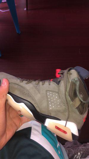 "Air Jordan 6 ""Travis Scott"" for Sale in Ashburn, VA"