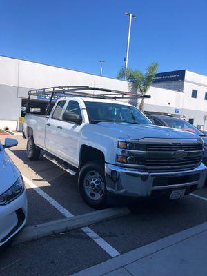 2015 Chevy Silverado 2500 Work Truck for Sale in El Cajon, CA