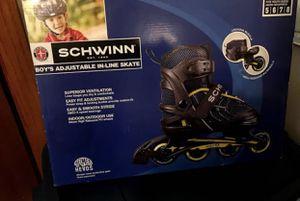 Kids Schwinn rollerblades size 1-4 for Sale in Pillager, MN