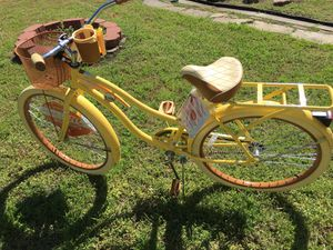 2 Huffy Bikes For Sale Brand New!! Bike Carrier, Basket and Seat! for Sale in Dallas, TX