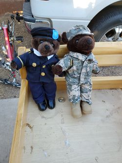 Army Soilder Teddy Bears for Sale in Tucson, AZ