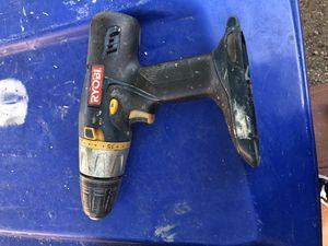 Ryobi hammer drill. Tool only. for Sale in Avondale, AZ