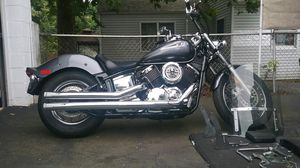 2005 Yamaha V star Custom. 21,266 miles. Original owner. Contact me on: {{contact info removed}} for Sale in New Castle, DE