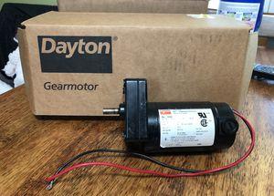 Dayton DC Gearmotor for Sale in Durham, NC