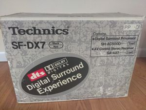 Technics SF-DX7 Receiver & Digital Processor for Sale in Roy, WA