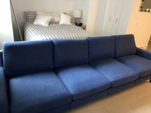 Beautiful Burrow Couch For Sale for Sale in New York, NY