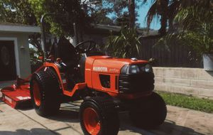 WellMaintained2005 Kubota B7510 Diesel Fuel Injection for Sale in Irvine, CA