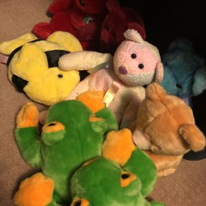 Beanie Babies/Buddies: Buy All Together for Sale in Portland, OR