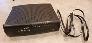 Arris TG862G Wireless DOCSIS 3.0 Cable Gateway Router Modem for COMCAST for Sale in Arlington, WA