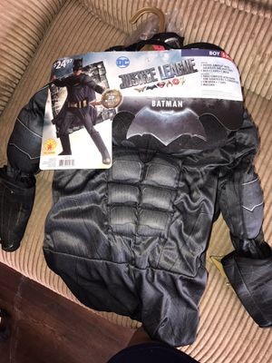Batman costume for Sale in Sanger, CA