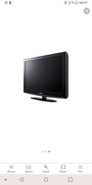 32 in Samsung flat screen TV for Sale in Kingsport, TN