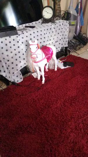 American girl horse n dolla for Sale in Sarasota, FL