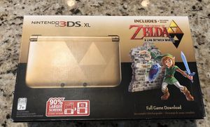 Nintendo 3DS XL limited edition!!! for Sale in Beaverton, OR