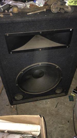 "PA Pro Audio 15"" Speaker for Sale in Ventura, CA"
