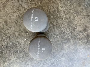 10lb Dumbbell pair for Sale in Chino Hills, CA