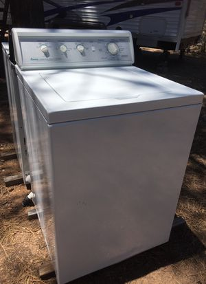 Amana Commercial Quality Washer for Sale in Heber-Overgaard, AZ