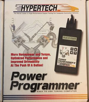 Hypertech Programmer III for 1999 Dodge Truck/SUV with 5.2L or 5.9L engine (Part #50004) for Sale in Manor, TX